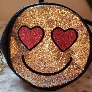 Betsy Johnson Emoji Bag